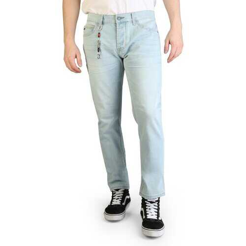 Yes Zee Men's Blue Denim Jeans