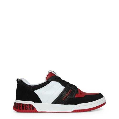 Bikkembergs Men's Sneakers, Low Top Black - S331847