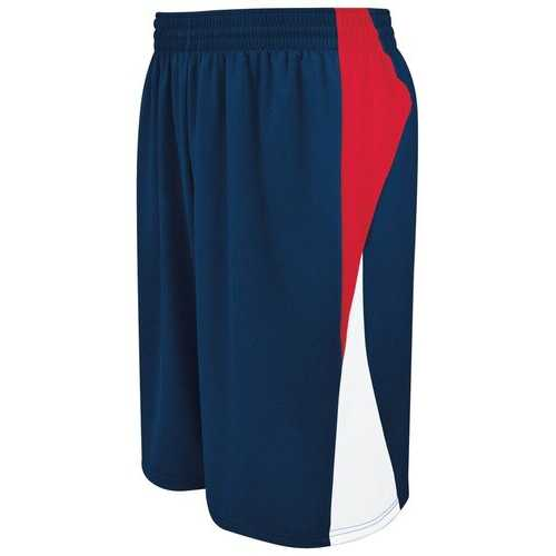 YOUTH CAMPUS REVERSIBLE SHORTS