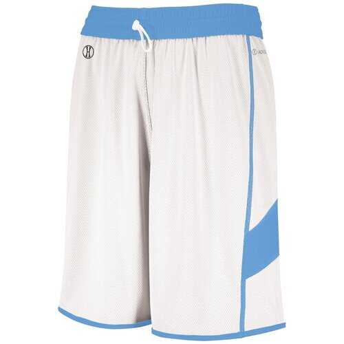 Youth Dual-Side Single Ply Athletic Shorts
