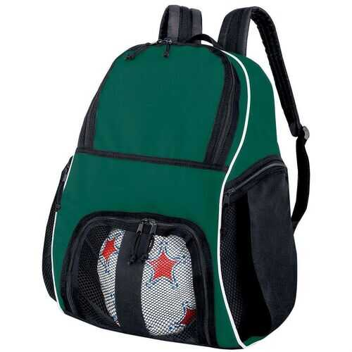 High Five Athletic Sports Bag, Adjustable Backpack - Sporting Goods