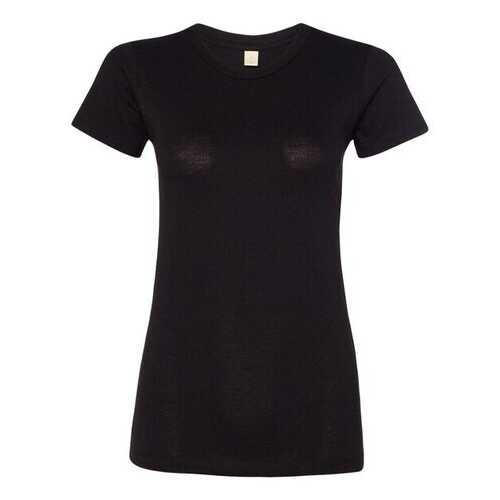 Alternative - T-Shirts, Women's Satin Jersey Go-To Tee