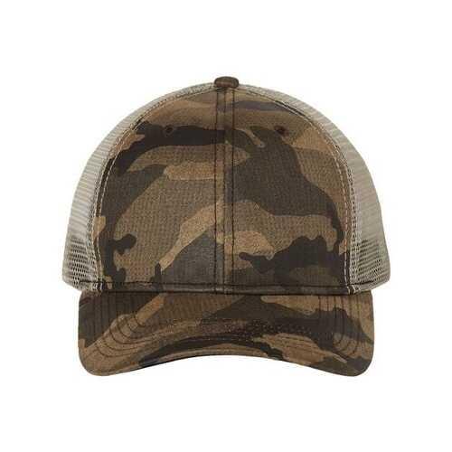 DRI DUCK - Headwear, Covert Trucker Cap
