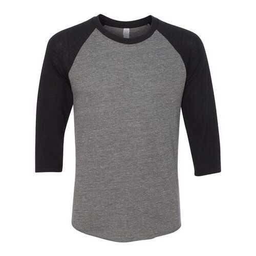 Alternative - T-Shirts, Eco-Jersey Baseball Raglan Tee