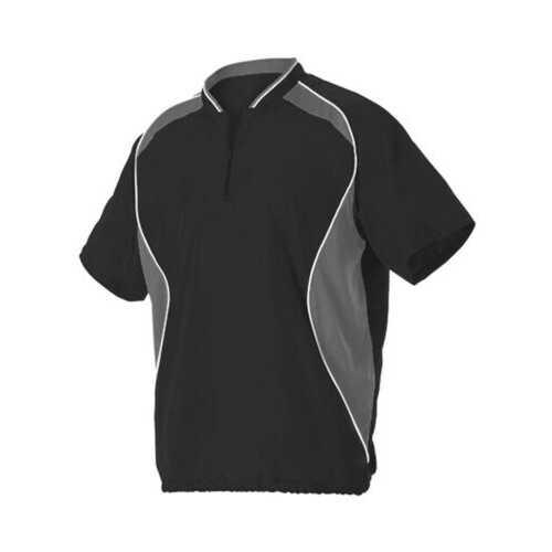 Badger - Outerwear, Short Sleeve Baseball Batters Jacket