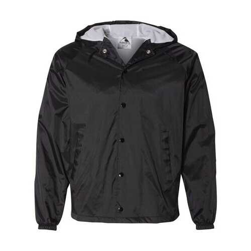 Augusta - Outerwear, Hooded Coach's Jacket