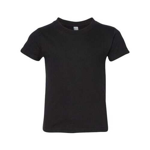 American Apparel - T-Shirts, Toddler Fine Jersey Tee