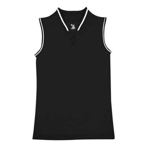 Alleson - T-Shirts, Girls' Vintage Placket