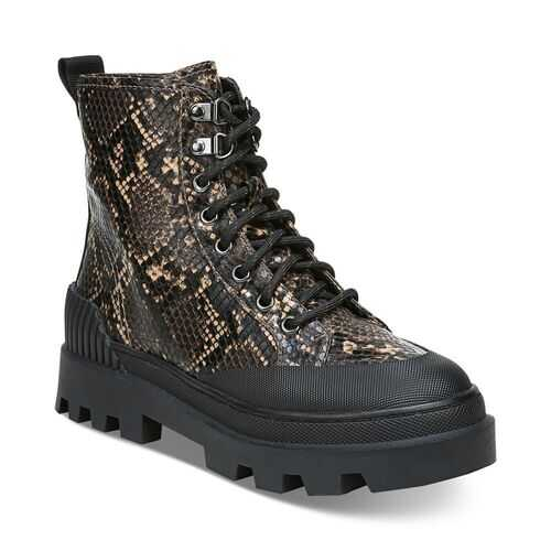 Women's Circus by Sam Edelman Indy Waterproof Lug Sole Hiker Boots