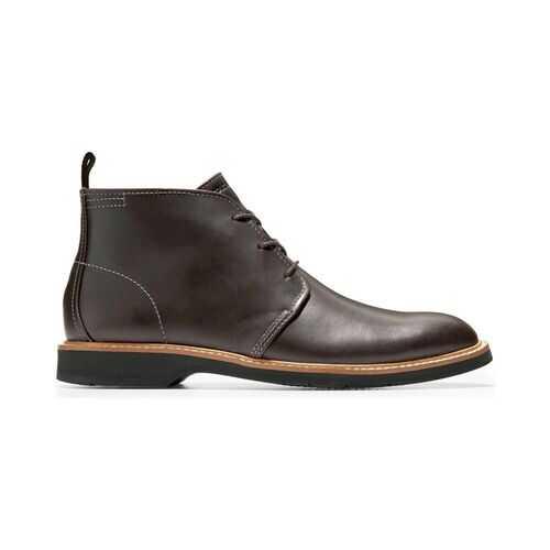 Men's Cole Haan Morris Chukka Boots Black/Brown