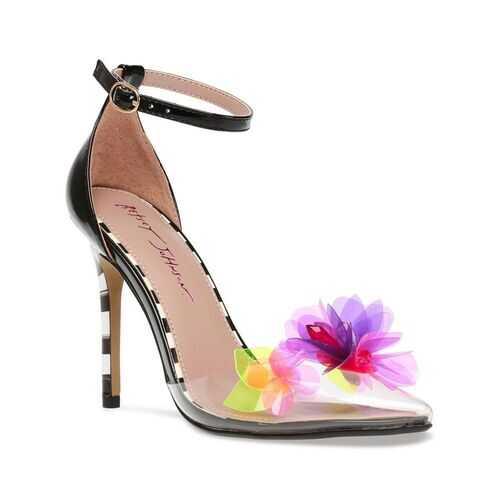 Women's Betsey Johnson Landyn High Heel Dress Sandal