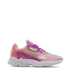 Adidas Women's Sneakers, Falcon Athletic Running Shoes - Pink