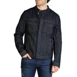 Mens Jackets, Blue Denim Jacket Long Sleeve