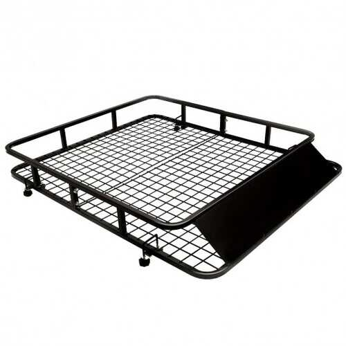 "48"" x 40"" Universal Basket Car Top Roof Rack"
