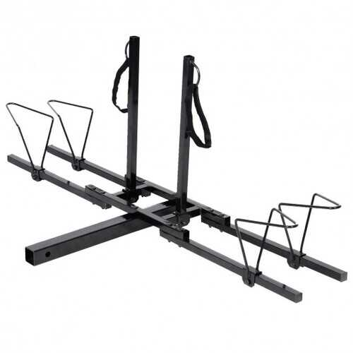 """2"""" Heavy Duty 2 Bicycle Hitch Mount Carrier"""