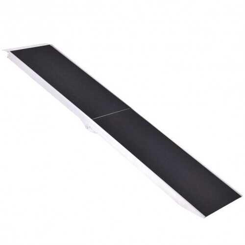 8Ft Portable Aluminum Folding Pet Ramp