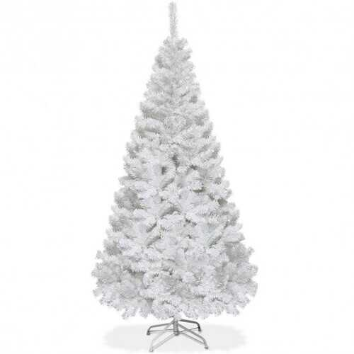 5 ft  White Artificial PVC Christmas Tree