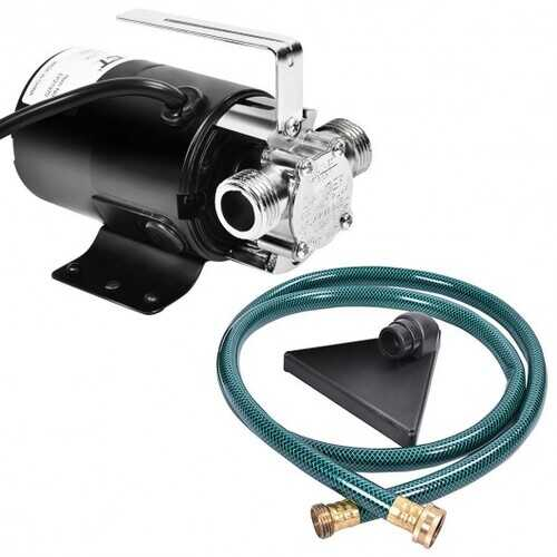 Electric Power Water Transfer Removal Pump 120V Sump 330GPH
