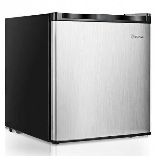 1.1 cu.ft. Compact Single Door Mini Upright Freezer
