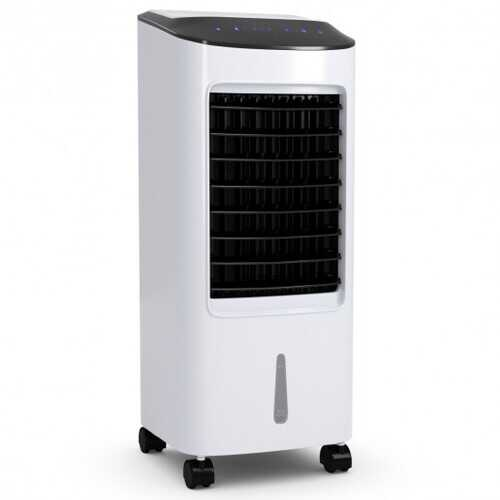 Evaporative Portable Air Cooler Fan & Humidifier with Filter Remote Control