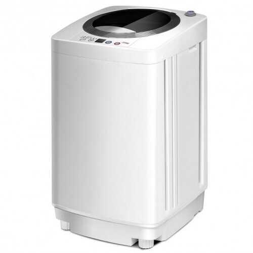 7.7 lbs Automatic Laundry Washing Machine