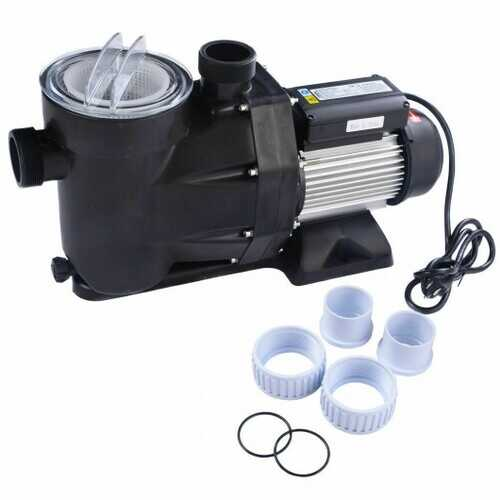 "1.5HP Swimming Pool Electric Pump Water Pump SPA DC 5040 GPH 1-1/2"" NPT"