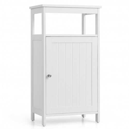 Floor Cabinet Multifunction Storage Rack Organizer Stand