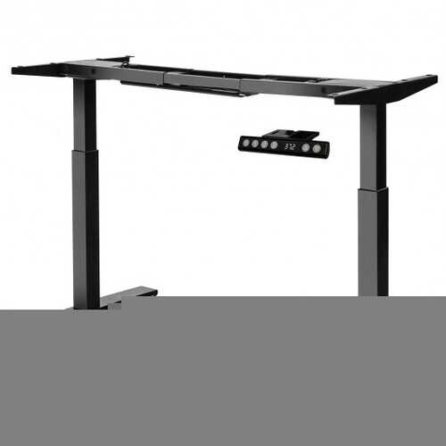 Adjustable Electric Stand with Controller-Black