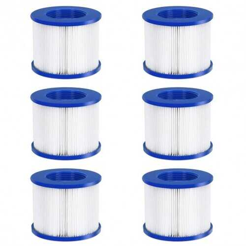 6 Pack Pool Filter for Hot Tub and Pool