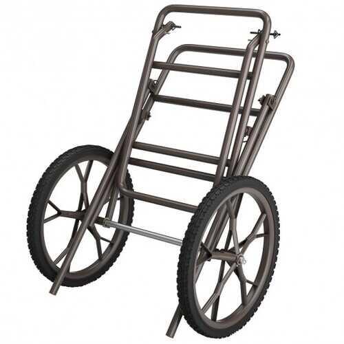 500 lbs Game Hauler Utility Gear Deer Cart