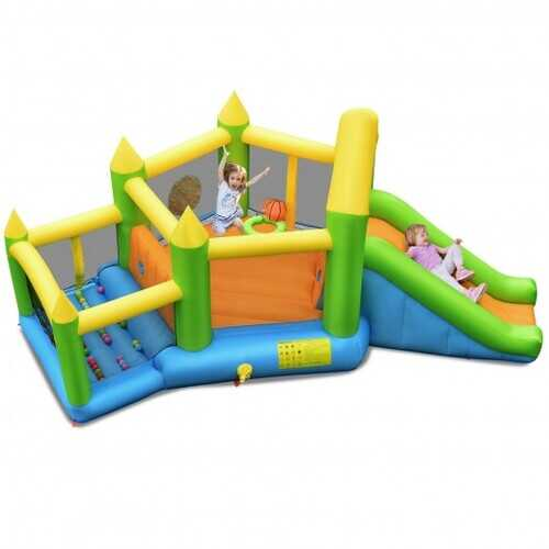 Inflatable Ball Game Bounce House Without Blower