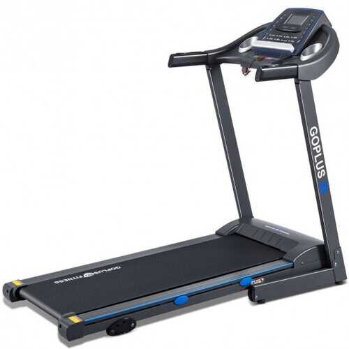 2.25 HP Folding Electric Motorized Power Running Fitness Machine