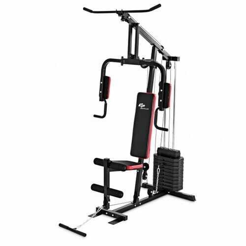 Multifunction Cross Trainer Workout Machine