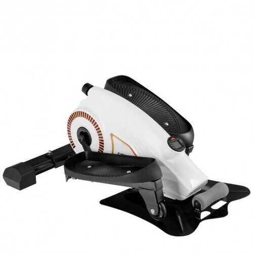 Portable Resistance Adjustable Mini Magnetic Elliptical Stepper Machine
