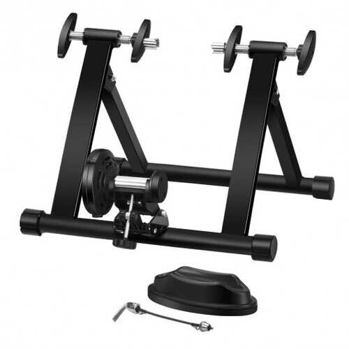 Portable Folding Steel Bicycle Indoor Exercise Training Stand