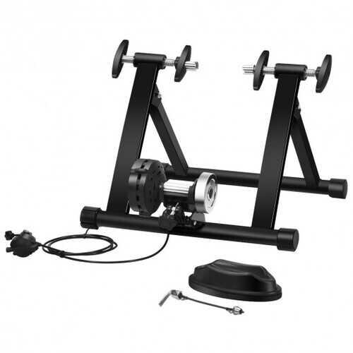 8 Adjustable Resistance Indoor Steel Bicycle Exercise Stand