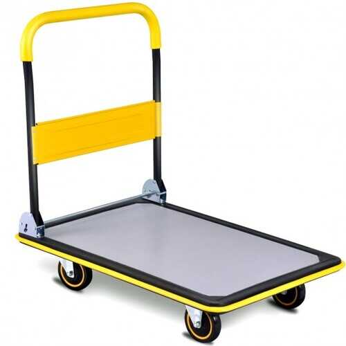 660 lbs Folding Platform Cart Dolly