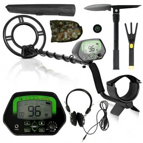 High Accuracy Waterproof Search Coil Metal Detector