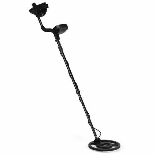4 Modes Adjustable High Accuracy Metal Detector with Back-Lit LCD Display