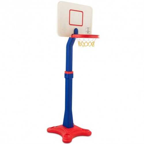 Kids Adjustable Height Basketball Hoop Stand