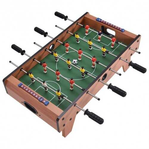 "27"" Indoor Competition Game Foosball Table w/ Legs"