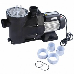 Category: Dropship Pool And Spa, SKU #ET1184-110V, Title: 1.5HP Swimming Pool Electric Pump Water Pump SPA DC 5040 GPH 1-1/2