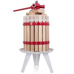 Category: Dropship Wine Making, SKU #HW51296, Title: 1.6 Gallon Fruit Wine Press Cider Juice Maker Tool