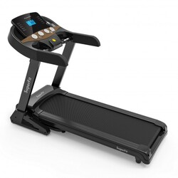 Category: Dropship Exercise & Fitness, SKU #SP37466, Title: 3.75HP Electric Folding Treadmill with Auto Incline 12 Program APP Control