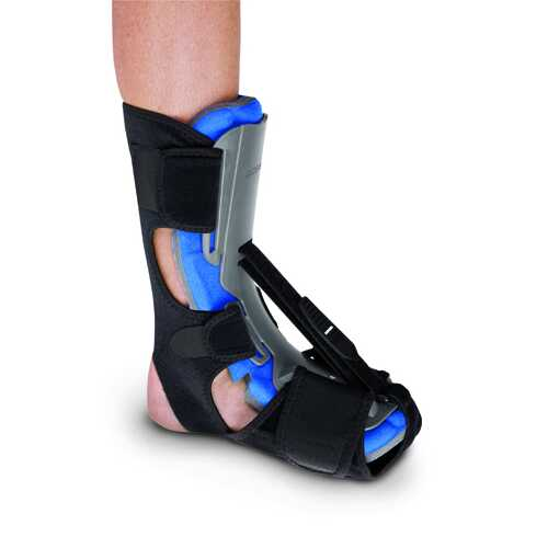 Aircast Dorsal Night Splint Sm/Med M 5-9.5  W 6-10.5