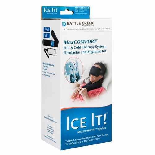 Ice It! Headache &Migraine Kit