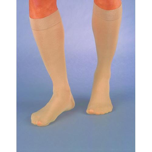Jobst Relief 20-30 Knee-Hi Closed-Toe X-Large Beige (pr)