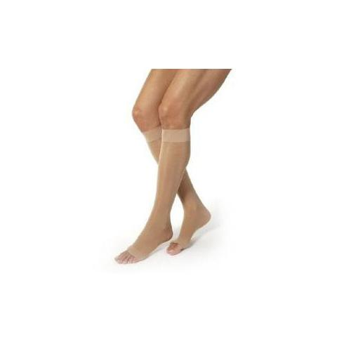 Jobst U/S 15-20 Knee-Hi OT  Natural  Small