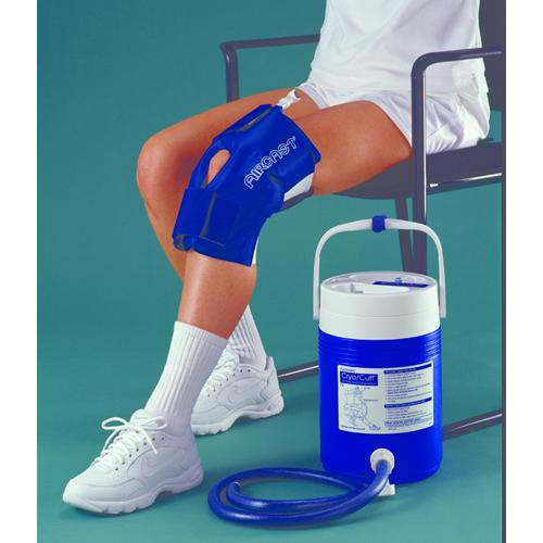 Aircast Cryo/Cuff System-Small Knee & Cooler