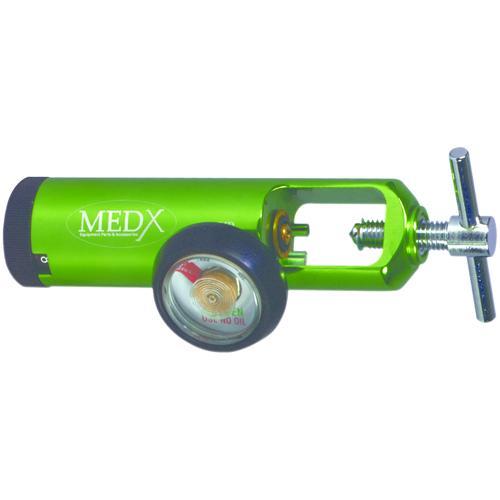 Oxygen Regulator for D/E Tanks 0-8 LPM  (CGA870)